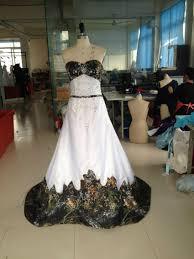 cheap chic empire breakup mossy oak camo wedding dress buy online
