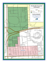 Dade City Florida Map by City Of Sweetwater Florida Annexation