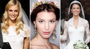 bridal hair hair 6 ways to wear your hair on your wedding day