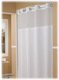 Fabric Shower Curtain With Window Curtains Hookless Fabric Shower Curtain With Window Beautiful