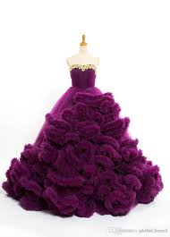 blue wedding dress designer luxury designer purple wedding dress 2016 white royal