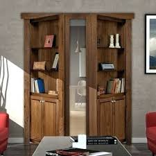 Diy Hidden Bookcase Door Bookcase Hidden Door Bookshelf Plans Free Hidden Door In