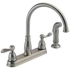 kitchen faucets get a modern or traditional kitchen sink faucet