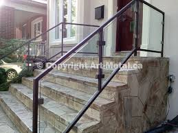 glass railing systems toronto stair balcony deck interior