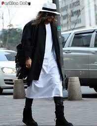 aliexpress com buy loose large cotton extra long t shirt men