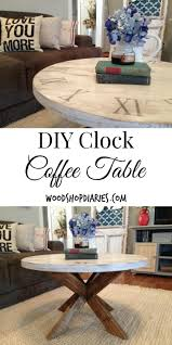 best 25 round coffee table diy ideas on pinterest coffee table