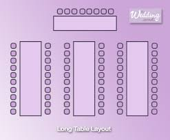 Wedding Reception Table Wedding Table Plan How To Manage Your Wedding Seating Layout