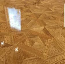 flooring bruce oak parquet gunstock in x wide