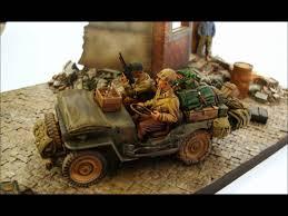 jeep tamiya 1 35 tamiya ww ll willys jeep u0026 crew youtube