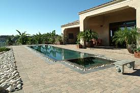 decor tips beautiful travertine pavers for patio and garden