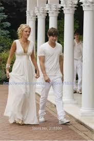 aliexpress com buy gossip blake lively white chiffon prom