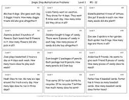 word problems multiplication and division worksheets u0026 integers