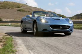 Ferrari California 2009 - defective takata airbags lead to ferrari california 458 italia recall