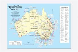 Map Australia Pipeline Map Of Australia U2014 Ppo Pipeline Plant U0026 Offshore Shop