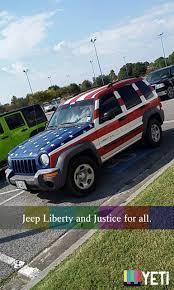 old jeep liberty total frat move yeti weekend recap u2013 week 2