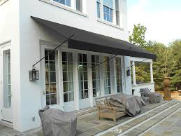 patio decor awning ideas with retractable and furniture awnings