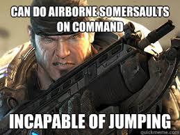 Gears Of War Meme - gears of war memes quickmeme