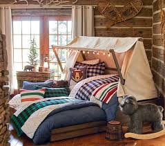 theme bedroom decor kids cabin theme bedrooms rustic decor