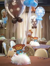 centerpieces for baby showers baby showers baby namings balloon artistry