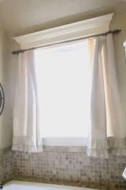 Curtain Patterns Bathroom Window Curtain Patterns Window Treatments Design Ideas