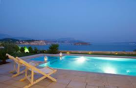 Cv Villas by Ammos Luxury Villa In Crete With Pool Skplace Crete Villas