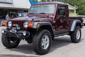 jeep wrangler tj rubicon for sale 2002 jeep wrangler sport brute conversion for sale jorge zamora