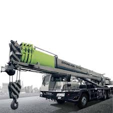 derrick crane truck mounted construction lifting qy25d531r