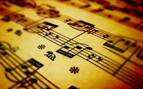 music notes wallpaper 16208 1920x1200 px hdwallsource com
