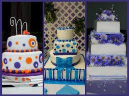 purple wedding cakes http www cake decorating corner com