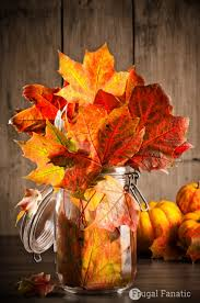 diy fall leaf bowl thanksgiving home decorating ideas best outdoor