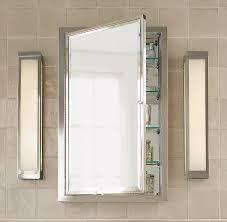 Bathroom Medicine Cabinet Mirror Medicine Cabinet Wall Mounted Medicine Cabinets Pottery Barn