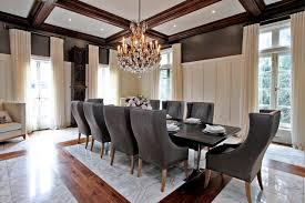 Luxury Home Staging Modern Mansion Traditional Dining Room - Mansion dining room