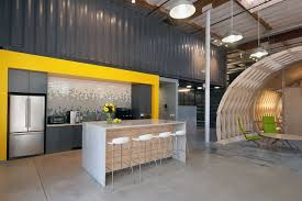 Office Kitchen Designs With Most Modern Offices Quickly Moving Away From The Rigid