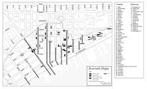 Downtown San Francisco Map by This Map Shows Where All The Ships Are Buried Underneath San