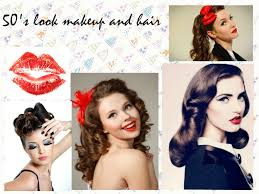 hair and makeup tutorial tutorials at facebook ivsomakeup now moving to makeup the secret of 50 39 s was winged