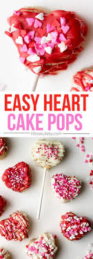 themed cake pops heart cake pops s day treat the best ideas for kids