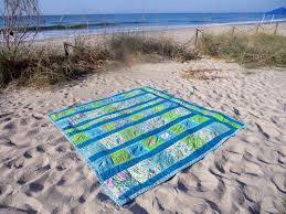 Beach Theme Quilt Quilt Perry Moffitt