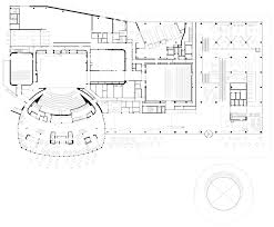 National Theatre Floor Plan by Of Birmingham By Mecanoo