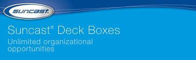 amazon com suncast db5000 50 gallon deck box garden u0026 outdoor