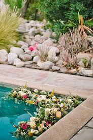 Outdoor Backyard Wedding Ideas Best 25 Backyard Wedding Pool Ideas On Pinterest Pool Wedding