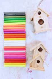 art projects for kids clay houses babble dabble do