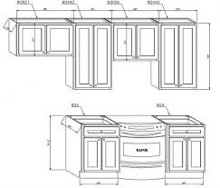 cabinet door sizes chart kitchen cabinet sizes chart stunning 25 door sizes designed for your