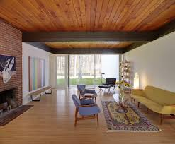 cool mid century modern living room room ideas renovation photo
