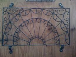 isn u0027t this stunning a decorative metal trellis makes a good