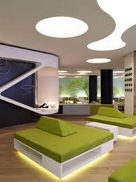 elegant modern minimalist green minimalist restaurant design ideas