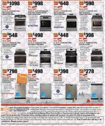 home depot black friday appliances sale home depot black friday ads sales deals doorbusters 2016 2017
