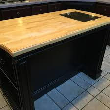 kitchen island with cutting board top cutting board island houzz pertaining to kitchen inspirations 1
