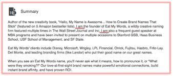 how linkedin helped me make a name for myself official linkedin blog