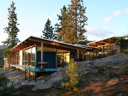 Cabin Design Ideas 100 Modern Cabins Homestead In Montana By Clay Gruber Via