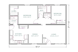 2 bedroom home floor plans stunning 2 bedroom house plans ideas home design ideas